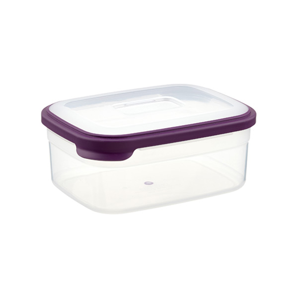 2 qt. Nest™ Food Storage Purple Lid