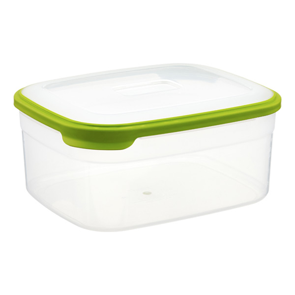 4.75 qt. Nest™ Food Storage Green Lid
