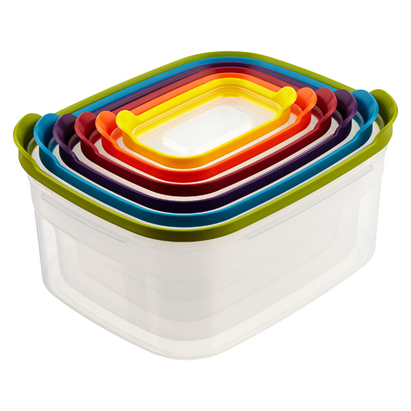 Nest™ Food Storage Multi Set of 6