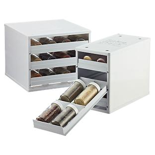 sc 1 st  The Container Store & Spice Cabinet - YouCopia SpiceStacks   The Container Store