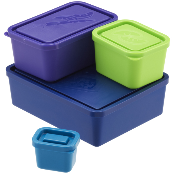 Bento Buddies Berry Assortment Set of 4
