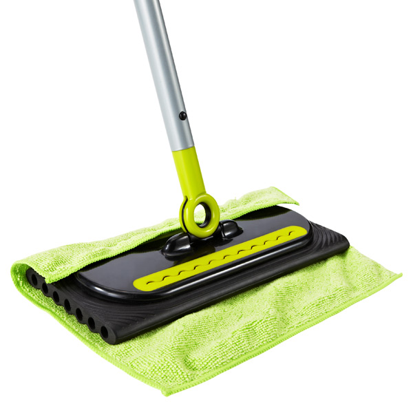 Quick Sweep™ Microfiber Sweeper Lime