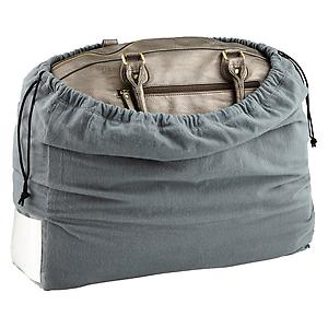 Large Handbag Dust Cover Charcoal