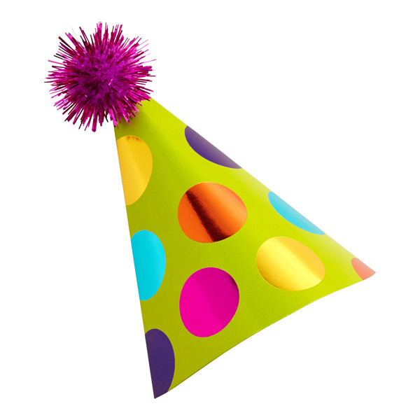Gift Decor Party Hat