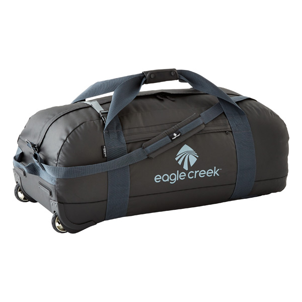 "Eagle Creek™ 36"" Flashpoint Collapsible Rolling Duffel Black"