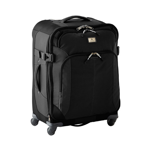 "Eagle Creek 25"" Adventure 4-Wheeled Luggage Black"