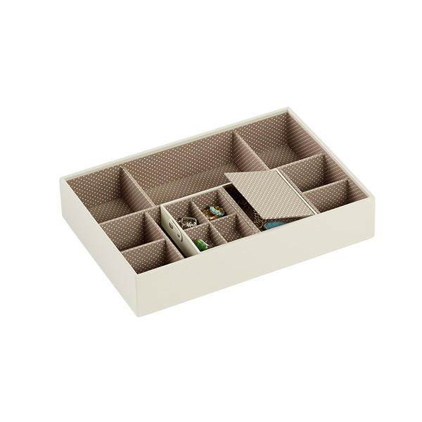 Vanilla Folding Travel Tray