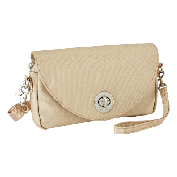Inspire Convertible Crossbody Champagne
