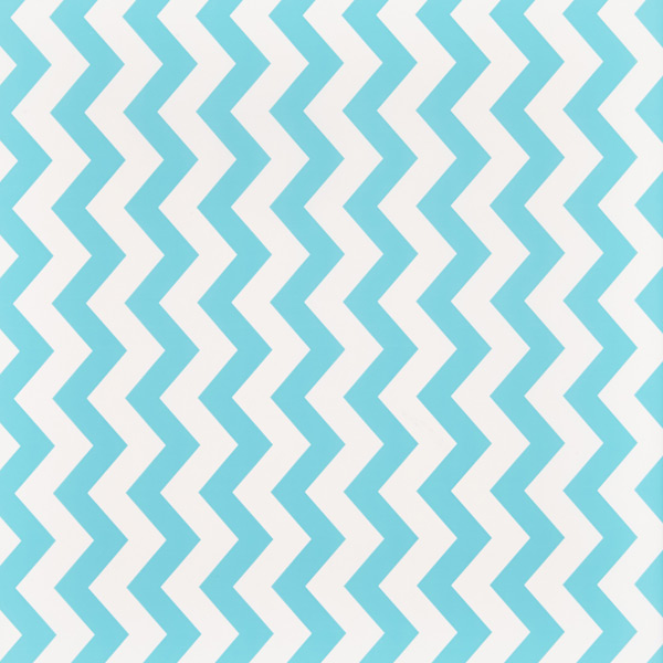 aqua wide chevron treeless wrapping paper the container store