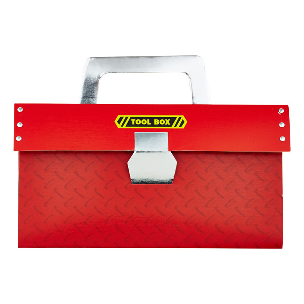 Gift Card Holder Toolbox