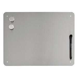 stainless steel magnetic dry erase boards the container store. Black Bedroom Furniture Sets. Home Design Ideas