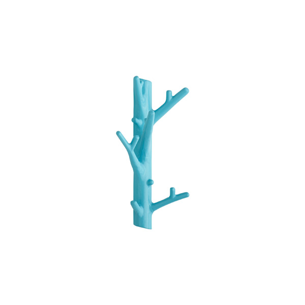 Turquoise Branch Hanger