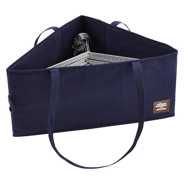 Hanger Hamper Navy