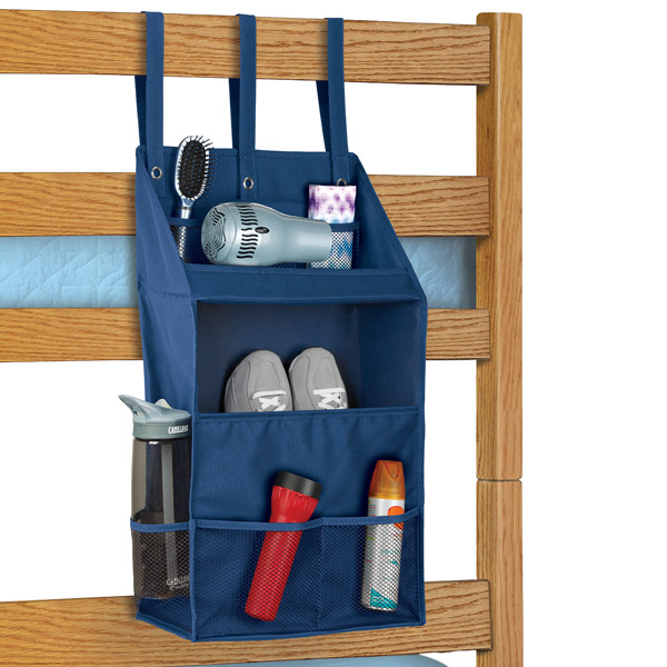 Bunk Bed Organizer Navy