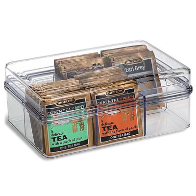 Travel Tea Bag Container