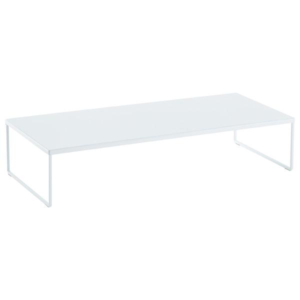 ... Large Franklin Desk Riser White
