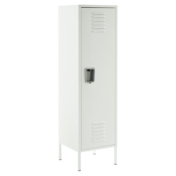 Tall Locker White