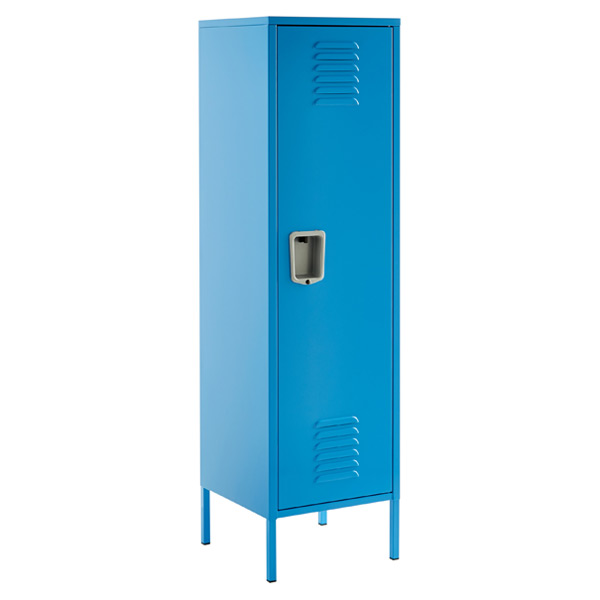 Tall Locker Blue