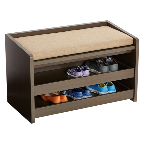 Mercer Storage Bench Driftwood