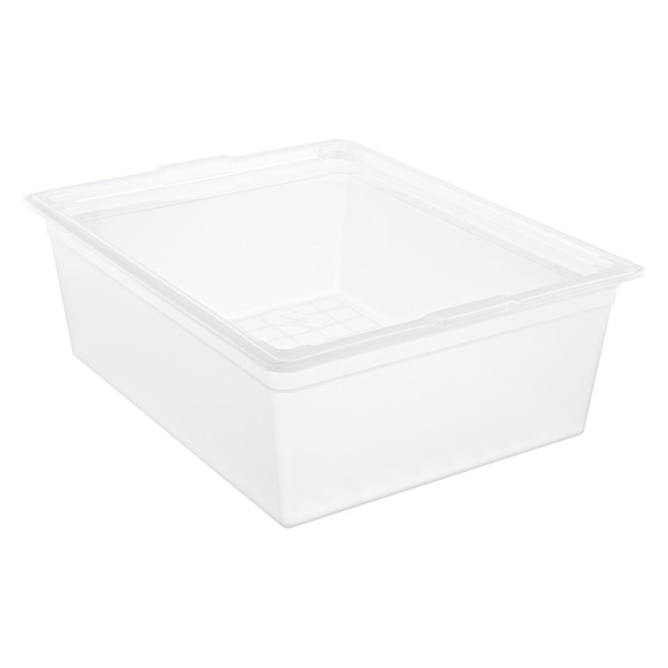 Translucent Medium Solid Drawers