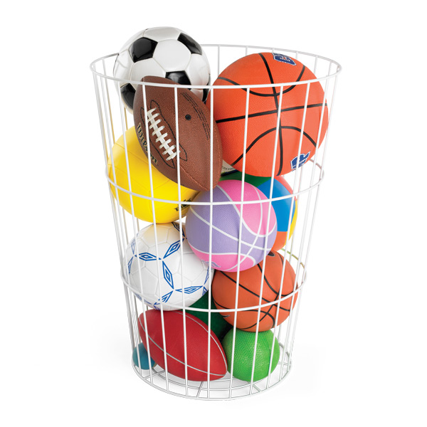 ball storage containers