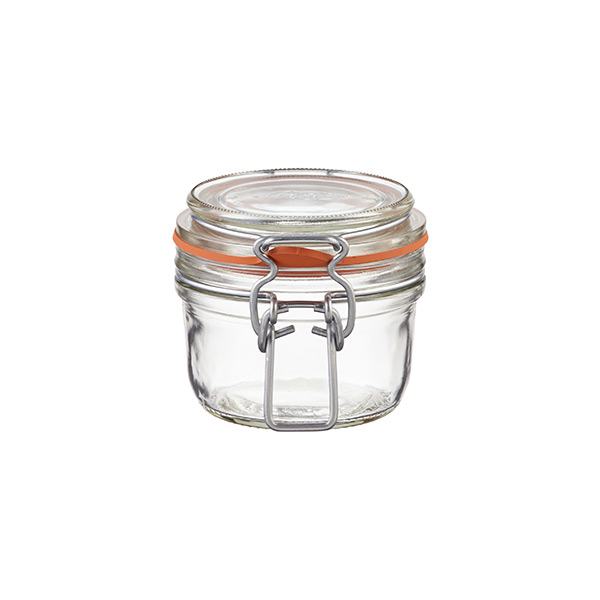 4.4 oz. Glass French Terrine 130 ml.