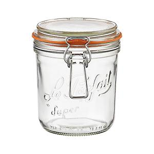 25 oz. Glass French Terrine 750 ml.