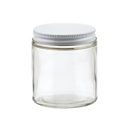 4 oz. Commercial Straight-Sided Jar