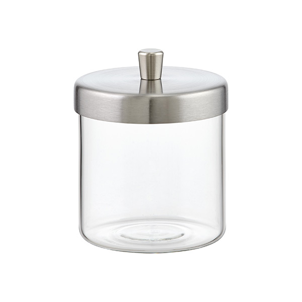 Small Apothecary Jar Clear Large