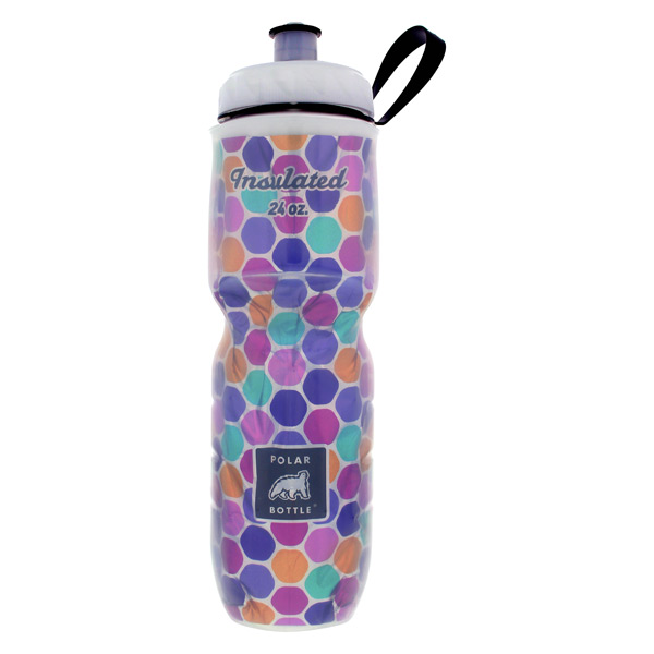 24 oz. Insulated Polar Bottle™ Social Spot