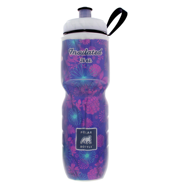 24 oz. Insulated Polar Bottle™ Violet Vision