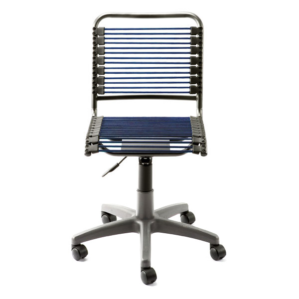 Bungee Office Chair Blue