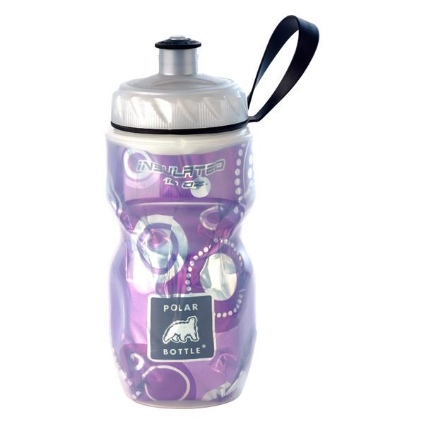 12 oz. Insulated Polar Bottle™ Purple