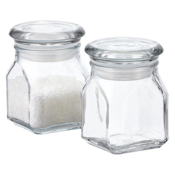 Anchor Hocking 4 oz Emma Glass Jar The Container Store