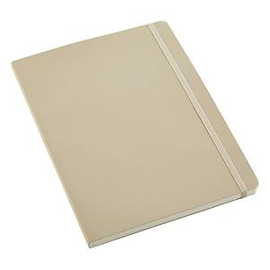 X-Large Moleskine Soft Ruled Notebook Beige