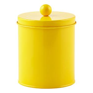 Small Cylinder Tin Yellow