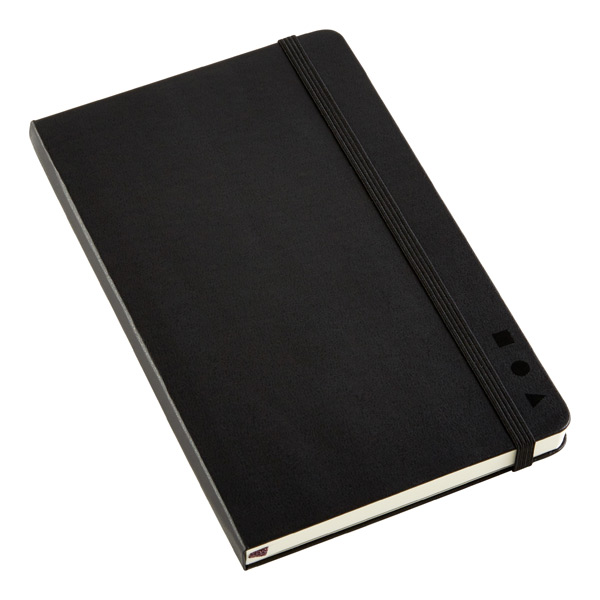 Large Moleskine® Professional Book Black