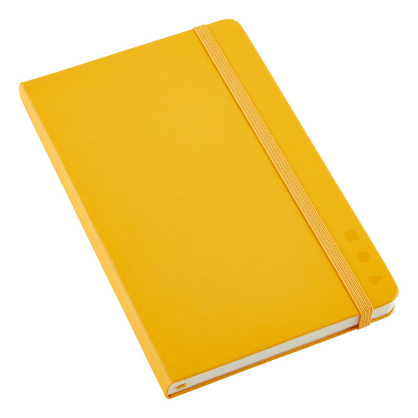 Large Moleskine® Professional Book Yellow
