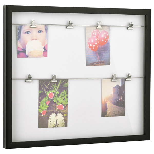 Umbra Clipline Photo Display Frame The Container Store