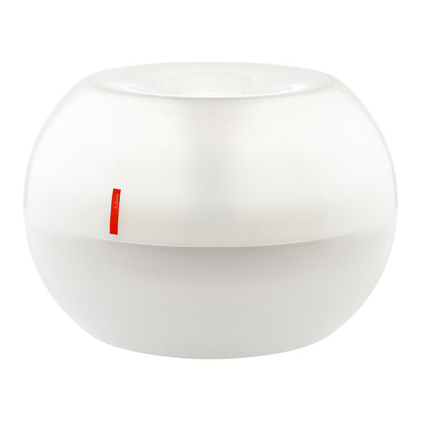 Bubble Stool White