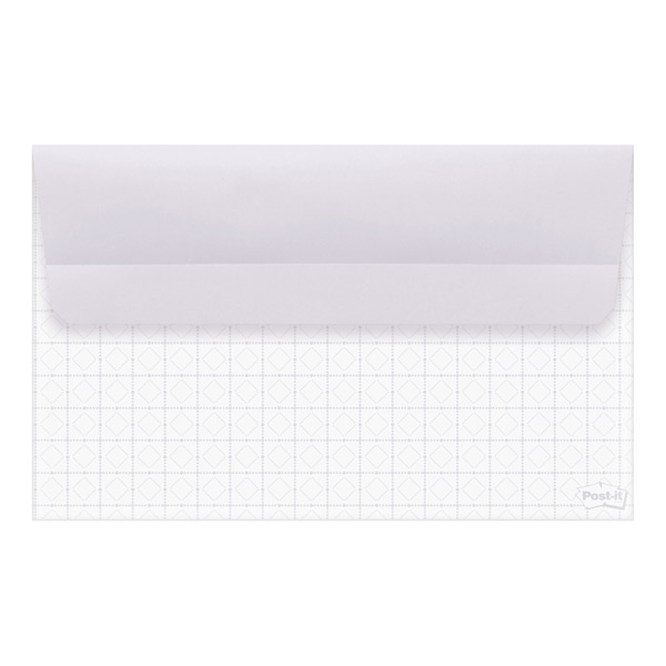 Post-it® Small Pocket Platinum Grey