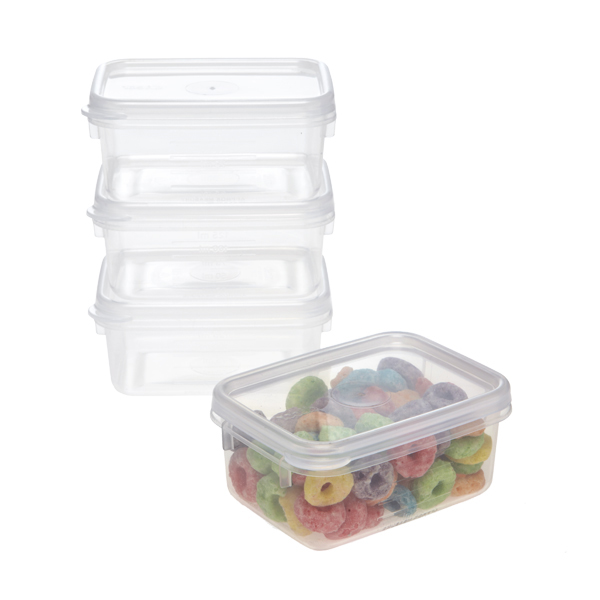 4 oz. Tellfresh® Snack Boxes Pkg/4