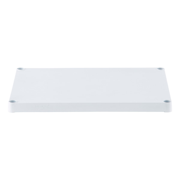 "18"" x 24"" InterMetro® Solid Shelf White"