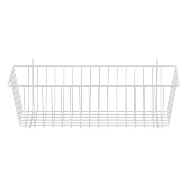 InterMetro® Storage Basket White