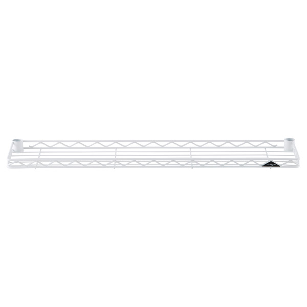 "8"" x 36"" InterMetro® Ledge Shelf White"