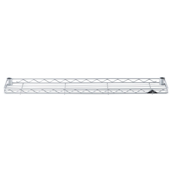 "8"" x 36"" InterMetro® Ledge Shelf Silver"