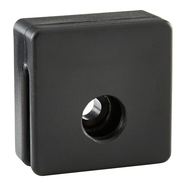 InterMetro® Anti-Tip Wall Bracket Black