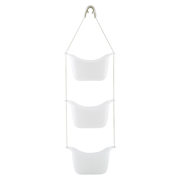 Umbra® Bask Shower Caddy White