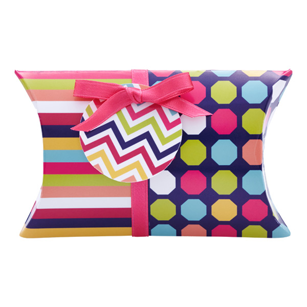 Gift Card Pouch Graphic Multi