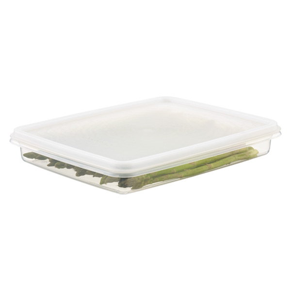 Cracker Keeper Tupperware Container Plastic Box Storage Save Biscuits Seal Clips